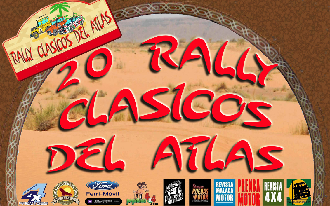 Rally Clásico del Atlas Solidario 2021